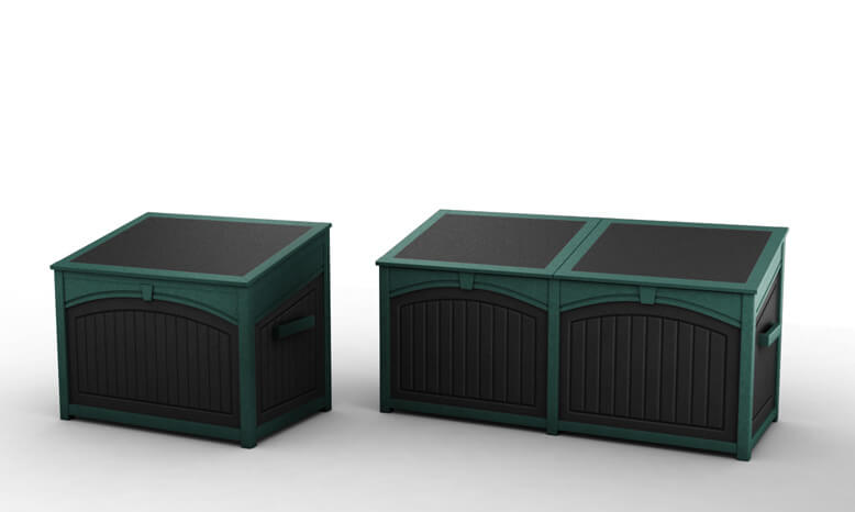 Storage Box Multiple Sizes